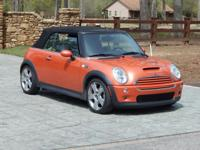 This Mini is really special. Very hard to find color