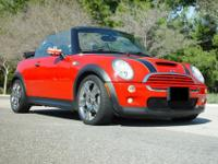 This Sweet fully loaded Mini Cooper S is in near