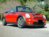 This Sweet totally installed Mini Cooper S is in near