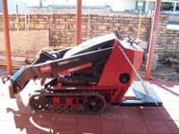2005 Toro Dingo TX 420 Track Skidsteer, Only 584 hrs.