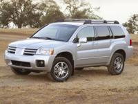 2005 Mitsubishi Endeavor XLS 3.8L V6 SMPI SOHC CARFAX