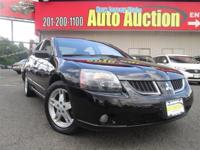 This 2005 Mitsubishi Galant 4dr GTS Sedan features a