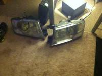 Selling spare set of 2005 Montero Limited Headlights..