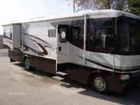 Available 2005 Sovereign SE Monaco 35 ft. with Triton