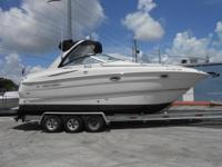 2005 Monterey 270 Sunbridge Cruiser 30' W/ Full