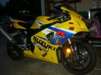 Description Make: Suzuki Mileage: 3,000 miles Year: