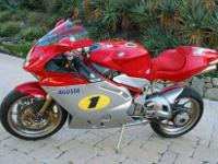 This is among the alltime great motorcycles. Has