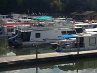 2005 Myacht Pontoon Houseboat Boat is located in