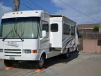 2005 National RV Sea Breeze. A relatively brand new