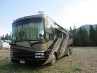 2005 National Tropical LX Class A Diesel Motor Home,