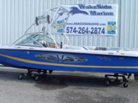 2005 Nautique Atmosphere 216 Group Bundle