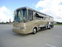 This is a very nice motorhome. It drives smooth and has