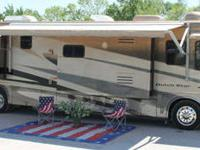 2005 NEWMAR DUTCHSTAR 370 HP DIESEL 4 SLIDES KING SIZE