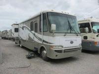 This is a great class A come check it out today! RV -