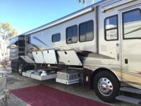 . 2005 Newmar Mountain Aire 42.5 ft., 3 slides, king