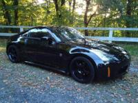 Looking to sell my 2005 Nissan 350z it has 87,000