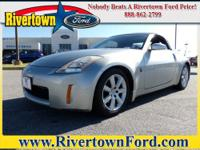 2005 Nissan 350Z Convertible 2dr Roadster Touring Auto