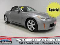 Get Ready For Spring!...........This 2007 Nissan 350Z