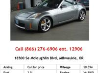 This outstanding example of a 2005 Nissan 350Z 35th