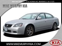 4 Cylinder  Options:  Not Specified|This 2005 Altima