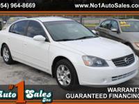 Options:  2005 Nissan Altima 2.5 S|*** Warranty! 3
