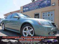 ***LUXURY AT WHOLESALE PRICE** This 2005 Nissan Altima
