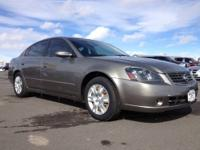2005 Nissan Altima 4dr Car 2.5 S Our Location is: