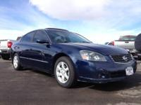 2005 Nissan Altima 4dr Car 2.5 SL Our Location is: