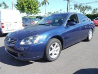 2005 Nissan Altima 4dr Sedan 2.5 Our Location is: