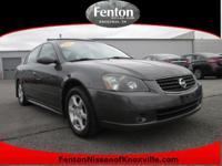 This 2005 Nissan Altima 2.5 S is offered to you for