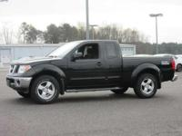 Check out this gently-used 2005 Nissan Frontier 4WD we