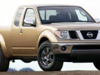 2005 Nissan Frontier.2005 Nissan Frontier LE 4WD 4.0L