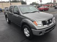 Options:  2005 Nissan Frontier 4Wd |This 2005 Nissan