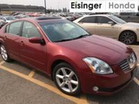 SPRING SAVING! FWD 28/20 Highway/City MPG 2005 Nissan