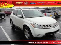 Beautifully cared for 2005 Murano SL, leather, moon