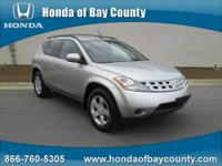 Honda of Bay County presents this 2005 NISSAN MURANO