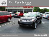 Pat Peck Nissan Mobile presents this 2005 NISSAN MURANO