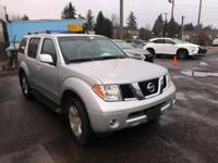 CARFAX One-Owner. 2005 Nissan Pathfinder LE, 4WD, ABS