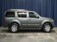 Clean Carfax AWD Budget SUV with 3rd Row Seats!