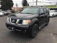 This redesigned 2005 Nissan Pathfinder is the most