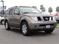Miller Toyota of Anaheim presents this 2005 NISSAN