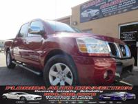 LUXURY AT A WHOLESALE PRICE!! This 2005 Nissan Titan is