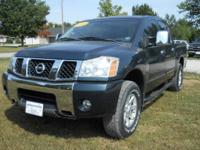 Options Included: N/A2005 Nissan Titan Crewcab 4x4 SE;