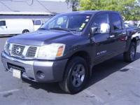 This tip-top 2005 Titan with its grippy 4WD will handle