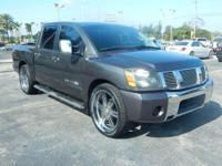 Options:  2005 Nissan Titan Xe 4Dr Crew ***No Dealer