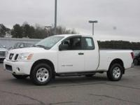 This outstanding example of a 2005 Nissan Titan XE is