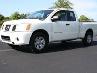 Options Included: Floor Mats, Bedliner2005 Nissan Titan