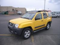 Options Included: N/ALocal Trade, Xterra Se In Bright