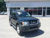 Check out this gently-used 2005 Nissan Xterra we