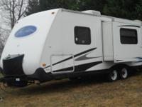 Travel Trailers Travel Trailers. This trailer is clean